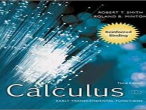 Student's Solutions Manual to accompany Calculus:Early Transcendental Functions