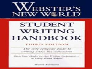 Webster's New World Student Writing Handbook