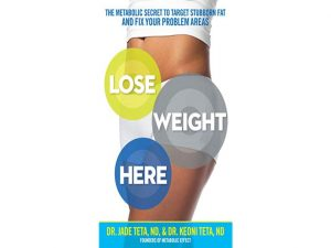Lose Weight Here: The Metabolic Secret to Target Stubborn Fat and Fix Your Problem Areas