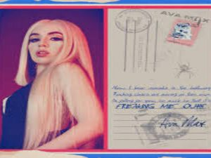 Ava Max_Freaking Me Out