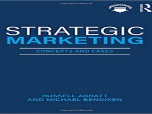 Strategic Marketing: Concepts and Cases