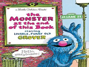 Monster at the End of This Book,The (Sesame Street)