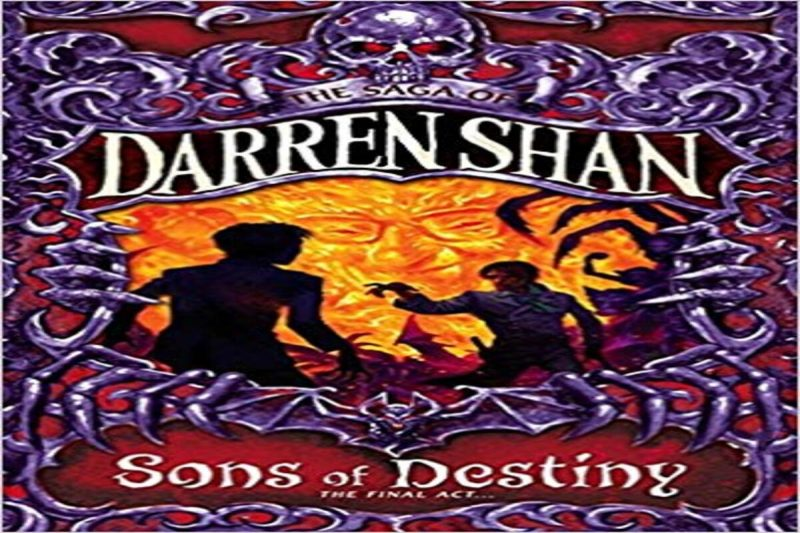 Sons of Destiny (The Saga of Darren Shan, Book 12)